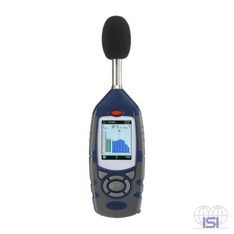 Casella CEL-62x Sound Level Meters frontview