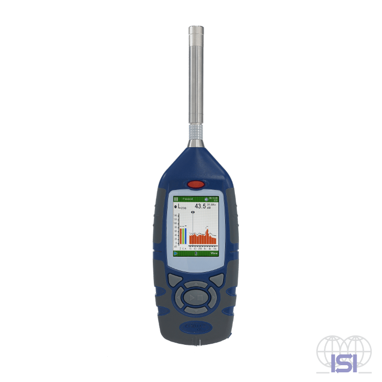 Casella CEL-63x Sound Level Meters front view no probe