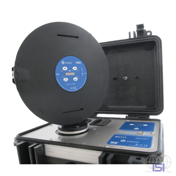 Svantek SV100A Whole-body vibration exposure meter box mounted accessories