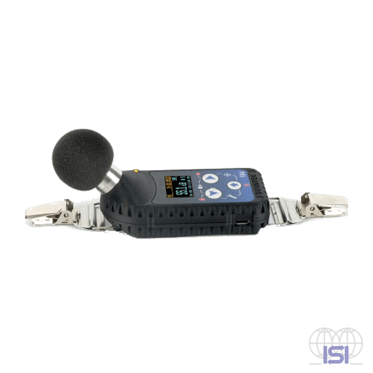 SV104 Noise dosimeter side view complete