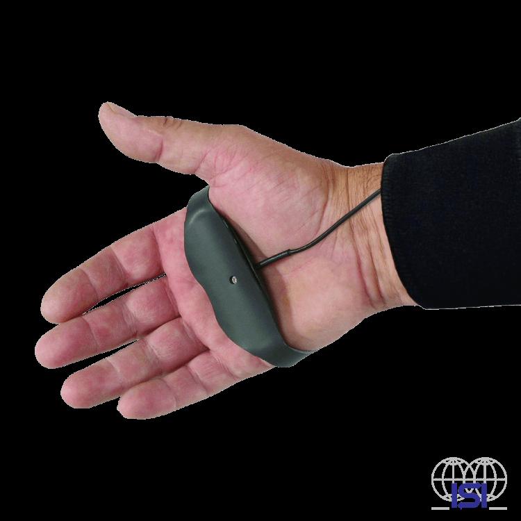 Svantek SV106A Human Vibration Meter & Analyser in hand