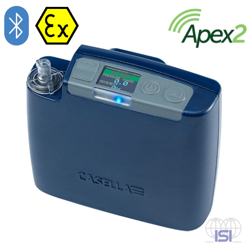 Air sampling pump Apex2