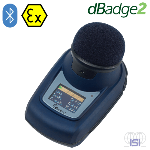 dBadge 2 Personal Noise Exposure Meter