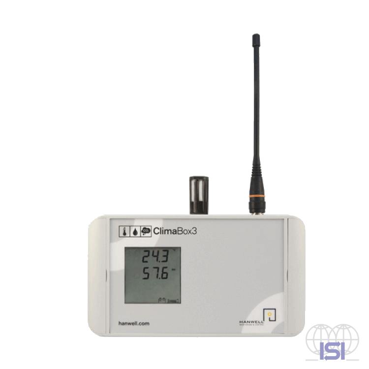 hanwell climabox 3 with probe
