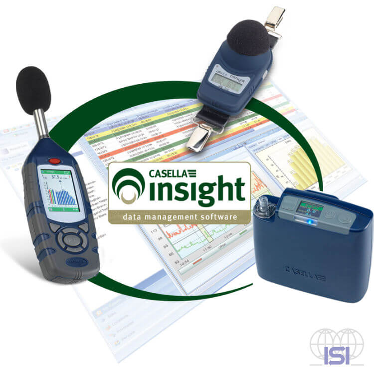 Casella Insight software main picture
