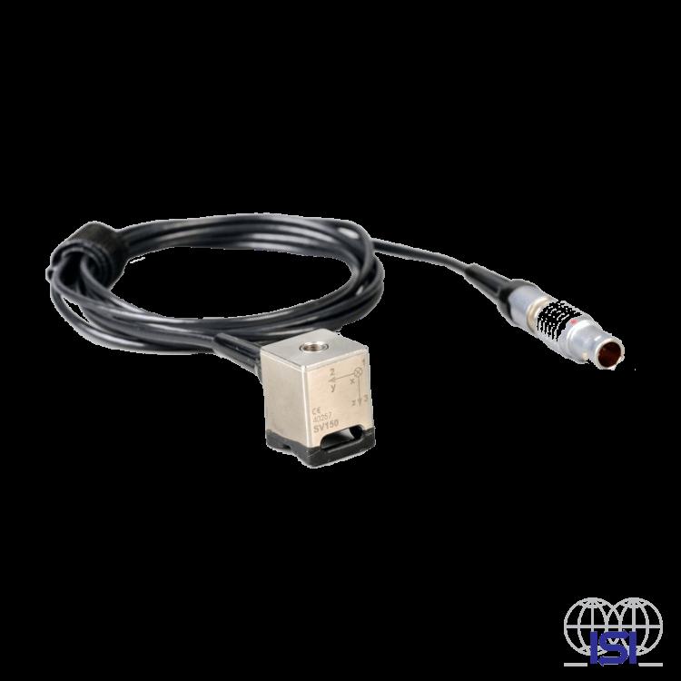 Svantek SV150 hand-arm accelerometer wires cables
