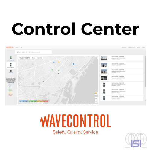 Wavecontrol software