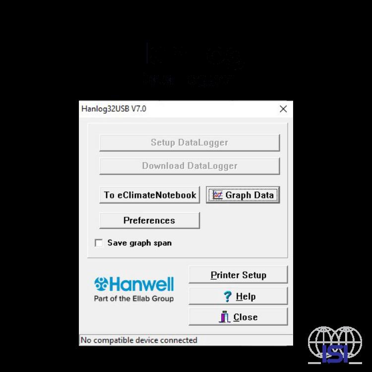 HanLog screenshot main menu
