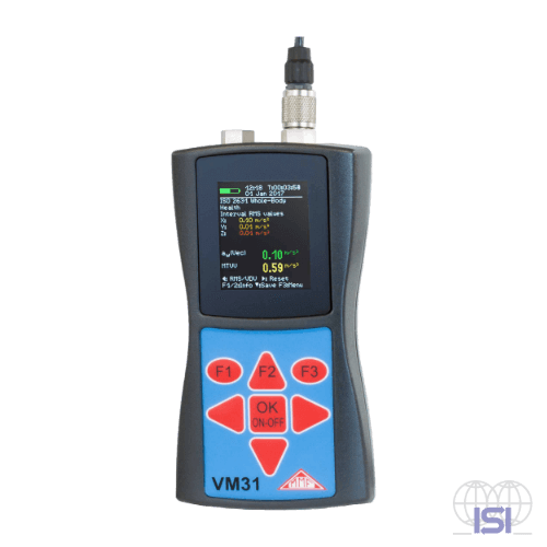 MMF VM 31Human vibration analyzer