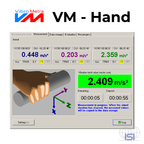 MMF VM Hand software general view